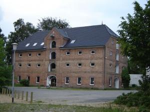 Pakhus i Rendsborg Foto: Jürgen Engel