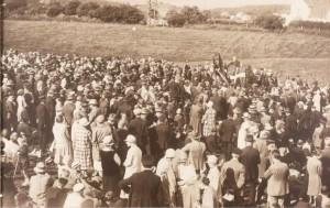 Dansk årsmøde i Flensborg 1925 Foto: Museum Sønderjylland